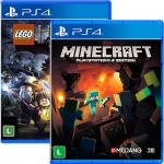 minercraftehobbitlego 150x150 - Game Minecraft + Game Lego Hobbit - PS4