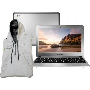 "chomebook 300x300 - Chromebook Samsung Dual Core 2GB 16GB LED 11,6"" + Case Moleton = 614,83"