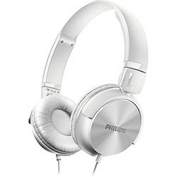 fonephilips - Fone de Ouvido Philips Branco - SHL3060WT/00 - R$ 39,90