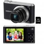 samsung camera 150x150 - Câmera Digital Semiprofissional Samsung WB350 16.3MP - R$ 367,00