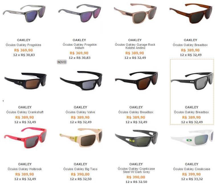 2a3eb1e616eb3 Kanui - Óculos Oakley com 35% de desconto! Cupom! - Pirata dos Descontos