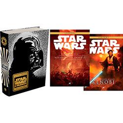 122243297G1 - Kit Livros - Coleção Star Wars (3 Volumes) - R$ 59,90