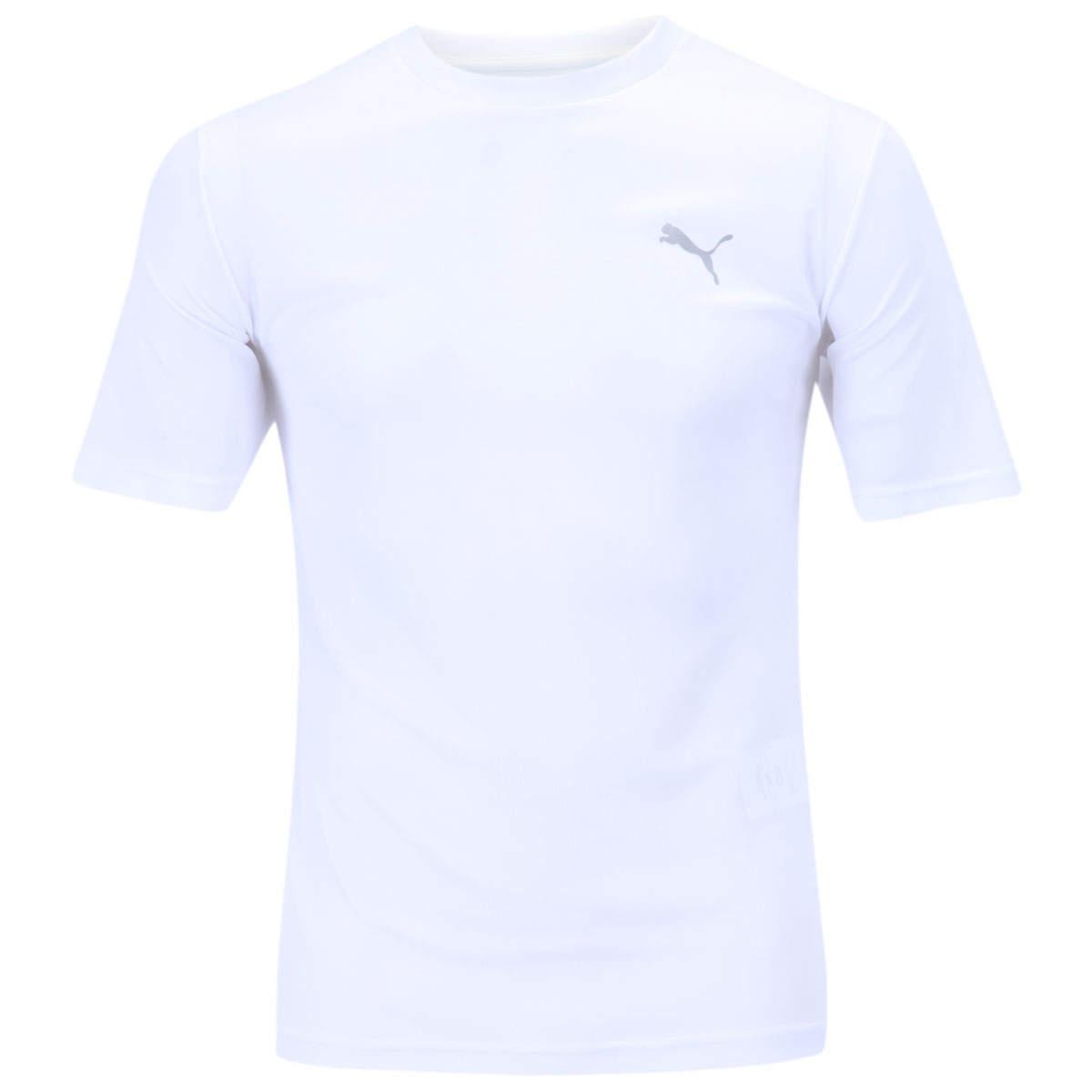 Camiseta Puma Basic – Masculina - R  24 dd44d103e47d1