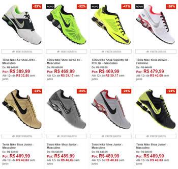 Centauro Tenis Nike Shox Nz