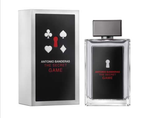 perfume antonio bandeiras - Perfume Antonio Banderas The Secret Game EDT 100ml - R$ 43,90
