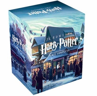 harrypotter 2 - Livro - Coleção Completa Harry Potter (7 Volumes) de R$ 249,50 por R$ 109,90