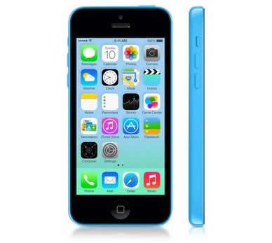 iphone5c - Apple iPhone 5c 32GB Azul 4G, 8.0MP, Wi-Fi, GPS - 10x de R$ 149,90