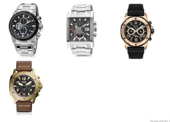 c85c7614485 relogios - Walmart - Promoção de Relógios + Cupom de 10%