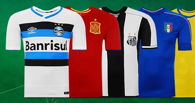 81c337017 Cupom 10% OFF - Camisas de Futebol - Futfanatics - Pirata dos Descontos