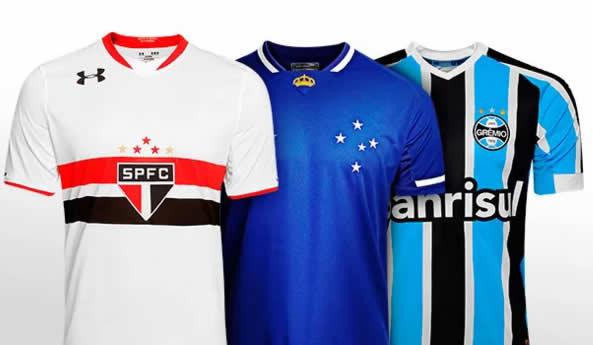 camisas time - Camisas de Time com até 57% OFF - Confira 4ef3ef20fb6d3