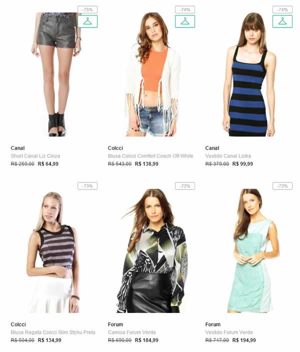 roupas - Cupom de 30% de Desconto na Dafiti