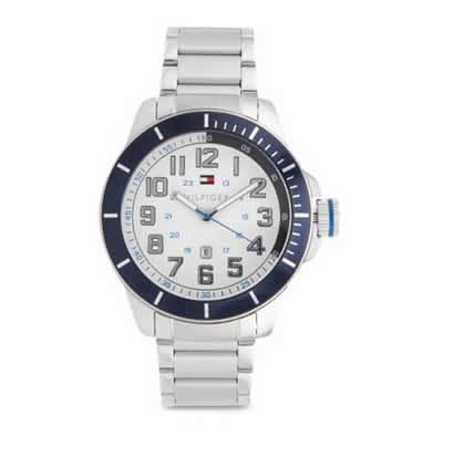 12dd86061b9 Vivara - Relógio Tommy Hilfiger Masculino Aço - R 245