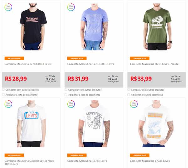 Arquivo para camisetas - Página 5 de 10 - Pirata dos Descontos 4d92e307ab8be