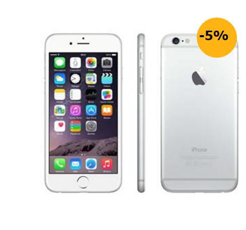 iphone6 - iPhone 6 Apple com 16GB - R$ 2.583,19