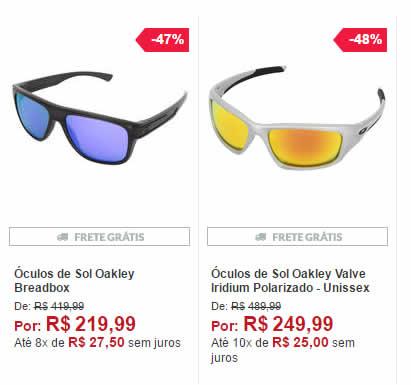 446877424cce9 oculos oakley - Centauro - Óculos Oakley a partir de R 186,99