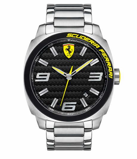 05114191dd5 relogio ferrari 1 - Relógio Scuderia Ferrari Masculino Aço - 830168 -  FR00000177 - R