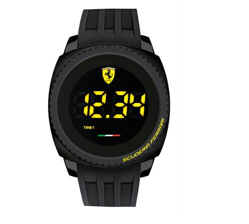 3f3babfbd78 relogio ferrari - Relógio Scuderia Ferrari Masculino - FR00000100 - R   375