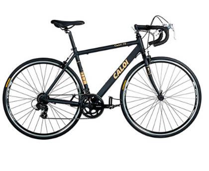 bicicleta - Bicicleta Caloi 10 Aro 700 - Alumínio -14 Marchas -Preta - R$ 899,00