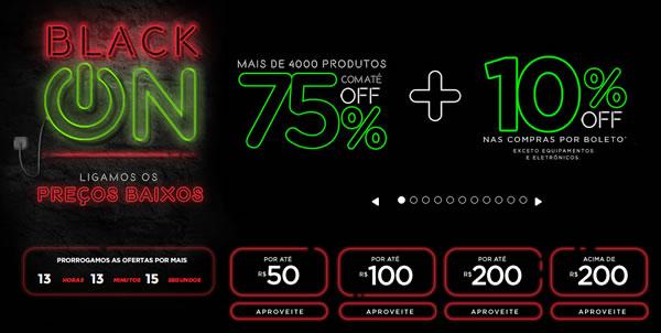 blackon - Centauro - 10% OFF no Boleto - Aproveite + Cupom