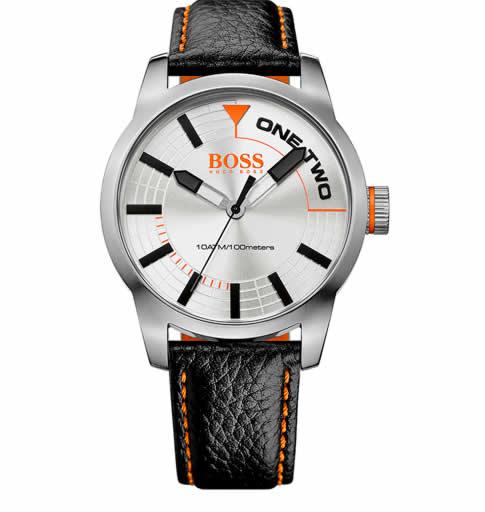 76d567fef4c relogio hugo boss - Relógio Hugo Boss Masculino Couro Preto - 1513215 -  HU00001729 - R