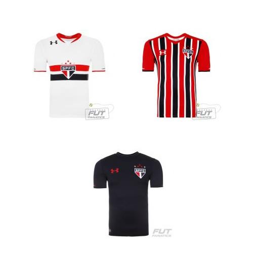 camisa spfc underarmour - Camisa Under Armour São Paulo 2015 (I e II) a partir de R$ 91,91