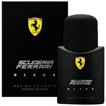 3259674d161 ferrari black - Perfume Ferrari Black Eau De Toilette 30ml - R  44