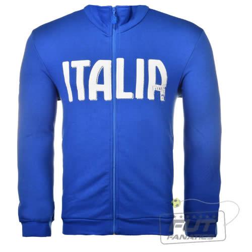 jaqueta italia - Jaqueta Puma Itália Track Jacket - R$ 110,31
