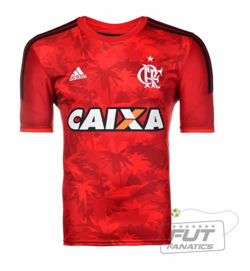 2e4e393beb Camisa Adidas Flamengo III 2015 - R  89