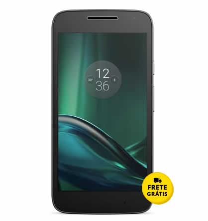 "motog4 1 - Smartphone Motorola Moto G 4 Play 5"" Android  - R$ 791,12"