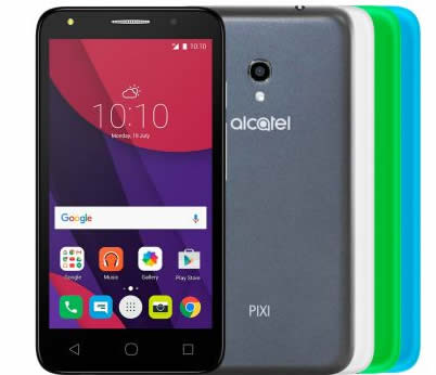 "alcatel - Smartphone Alcatel Pixi 5"" Colors OT5010 - R$ 479,90"
