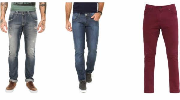 Dafiti - Compre 1 Calça Jeans Leve 2 - Pirata dos Descontos b6c9ae76414