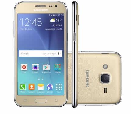 celular - Celular Smartphone Samsung Galaxy J2 - R$ 579,90