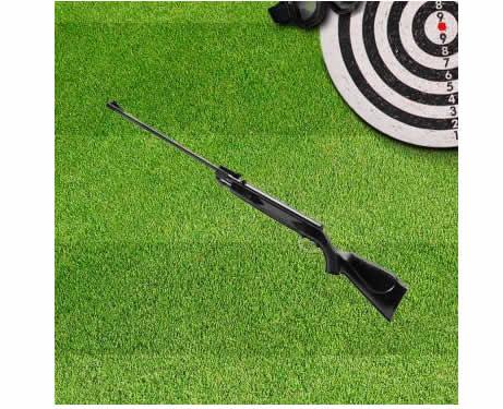 carabina - Carabina de Pressão Black Diamond 5,5mm - QGK - R$ 349,90
