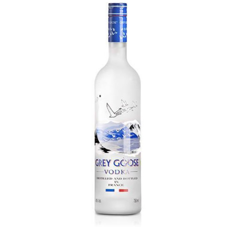 vodka grey goose - Vodka Grey Goose 750ml - R$ 109,00