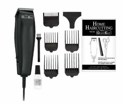 cortar cabelo - Máquina de Cortar Cabelo Wahl Groom Ease - R$ 39,90