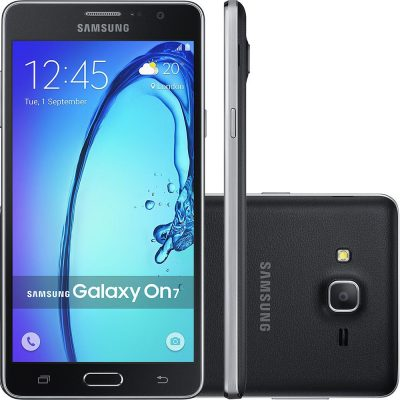 galaxy - Smartphone Samsung Galaxy On 7 Dual Chip - R$ 674,10