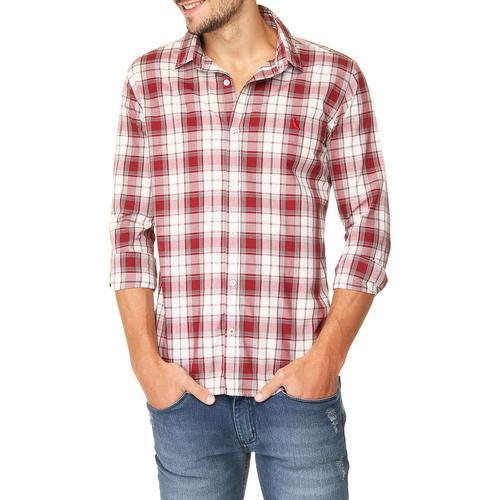 129508631 1GG - Camisa Regular Reserva Xadrez - R$ 129,99