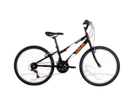 bicicleta - Bicicleta Caloi Aspen aro 24 - R$ 399,00