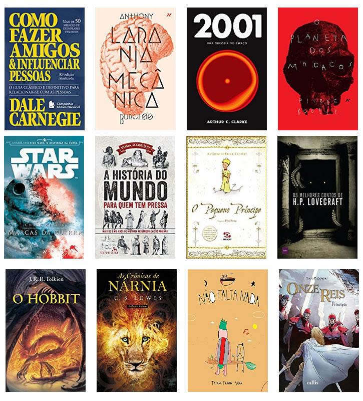 livros 1 - Promoção Amazon - Livro Digital Grátis