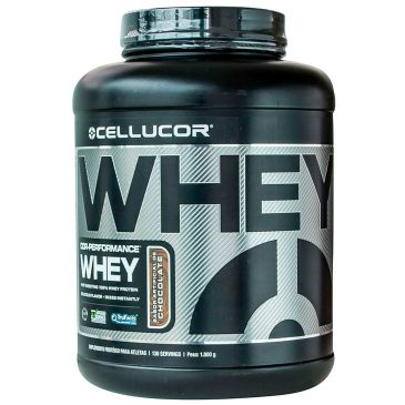 whey 1 - Whey Cor-Performance Cellucor - Chocolate 1,800 kg - R$ 199,00