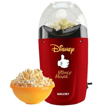 pipoqueira mickey - Pipoqueira Sem Óleo Mickey Disney - Mallory - R$ 59,90