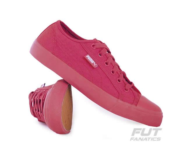 36400d84b43 tenis puma rosa - Tênis Puma Streetballer Lo Feminino - R  ...