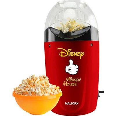 pipoqueira eletrica mallory - Pipoqueira Elétrica Mallory Disney Mickey - R$ 69,99