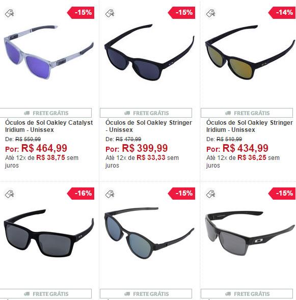 Centauro - Cupom R  100 em Óculos Oakley - Pirata dos Descontos e107206c63