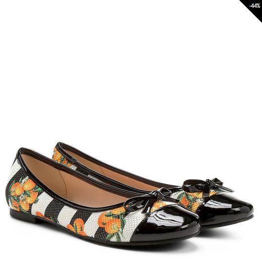 sapatilha shoestock - Sapatilha Shoestock Biqueira Verniz - R$49,90