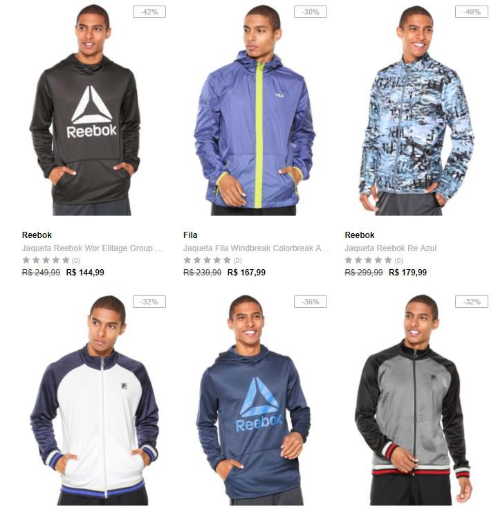 jaqueta masculina - Dafiti - Jaquetas com até 60% OFF