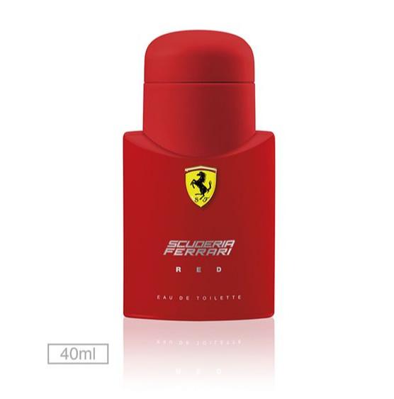 3eb8d44d173 perfume ferrari - Perfume Ferrari Red Ferrari Fragrances 40ml - R  99