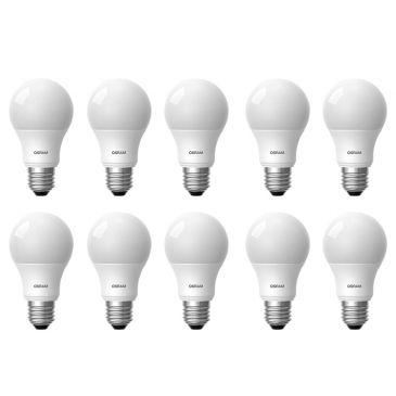 kit lampada - Kit Com 10 Lâmpadas de Led - R$ 79,90