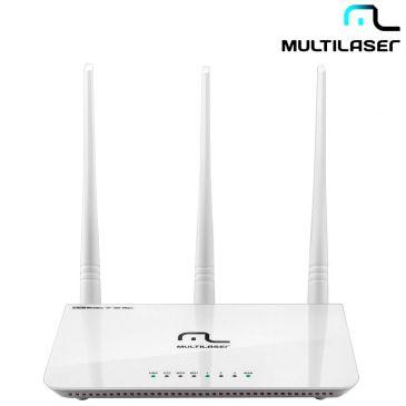 multilaser - Roteador Wireless Multilaser RE163 - R$69,90