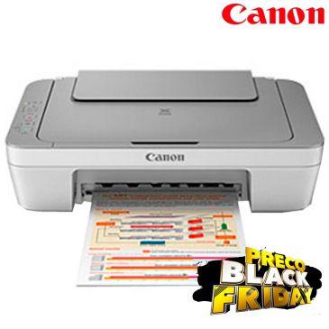 impressora - Multifuncional Canon MG2410 3x1 - R$149,00